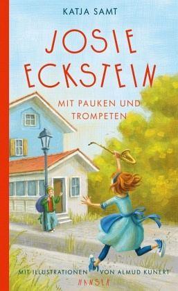 Buch-Reihe Josie Eckstein