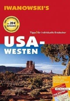 Iwanowski's USA - Westen - Brinke, Margit; Kränzle, Peter