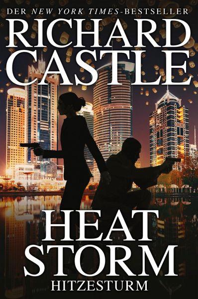 Buch-Reihe Nikki Heat von Richard Castle