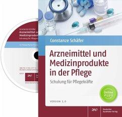Arzneimittel und Medizinprodukte in der Pflege, 1 CD-ROM