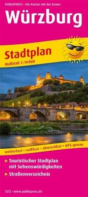 PublicPress Stadtplan Würzburg
