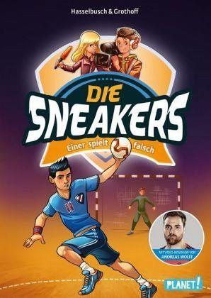 Buch-Reihe Die Sneakers