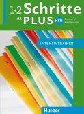 Schritte plus Neu 1+2. Intensivtrainer mit Audio-CD