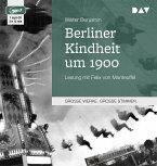 Berliner Kindheit um 1900, 1 MP3-CD