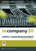 In Company 3.0 - Supply Chain Management. Student's Book with Online-Student's Resource Center