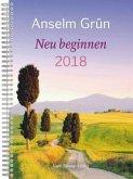 Neu beginnen 2018 - Taschenkalender