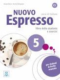 Nuovo Espresso 5 C1- einsprachige Ausgabe. Buch mit Audio-CD