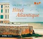 Hôtel Atlantique, 6 Audio-CDs