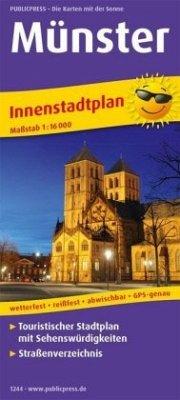 PublicPress Innenstadtplan Münster