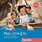 Starter, 2 Audio-CDs zum Kursbuch / Paul, Lisa & Co