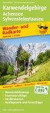PublicPress Wander- und Radkarte Karwendelgebirge, Achensee, Sylvensteinstausee