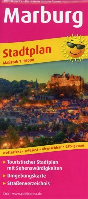 PublicPress Stadtplan Marburg