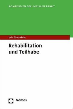Rehabilitation und Teilhabe - Zinsmeister, Julia