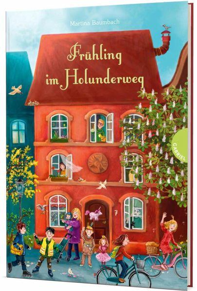 Buch-Reihe Holunderweg