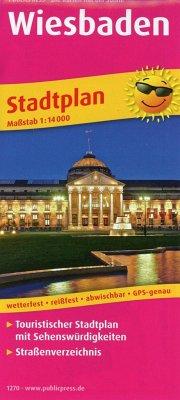 PublicPress Stadtplan Wiesbaden