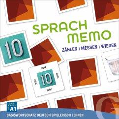 Sprachmemo Deutsch: Zählen / Messen / Wiegen (S...