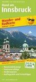 PublicPress Wander- und Radkarte Innsbruck und Umgebung
