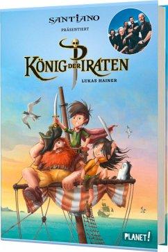 König der Piraten Bd.1 - Hainer, Lukas