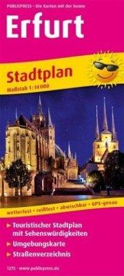 PublicPress Stadtplan Erfurt