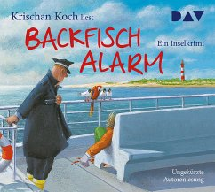 Backfischalarm / Thies Detlefsen Bd.5 (5 Audio-CDs) - Koch, Krischan