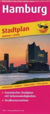 PublicPress Stadtplan Hamburg
