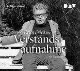 Verstandsaufnahme. 61 Gedichte, 1 Audio-CD