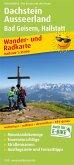 PublicPress Wander- und Radkarte Dachstein, Ausseerland, Bad Goisern, Hallstatt