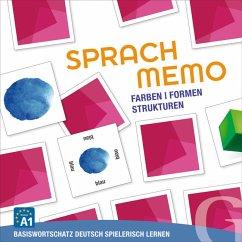 Sprachmemo Deutsch: Farben / Formen / Strukture...