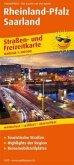 PublicPress Straßen- und Freizeitkarte Rheinland-Pfalz