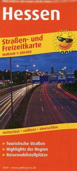 Straßen Hessen