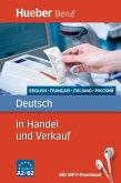 Deutsch in Handel und Verkauf. Englisch, Französisch, Italienisch, Russisch