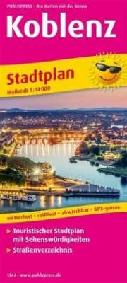 PublicPress Stadtplan Koblenz