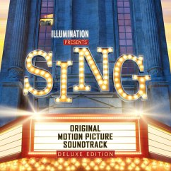 Sing (Deluxe Edt.) - Original Soundtrack