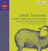 Mörder Anders und seine Freunde nebst dem einen oder anderen Feind, 1 MP3-CD