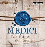 Die Kunst der Intrige / Medici Bd.2 (1 MP3-CDs)
