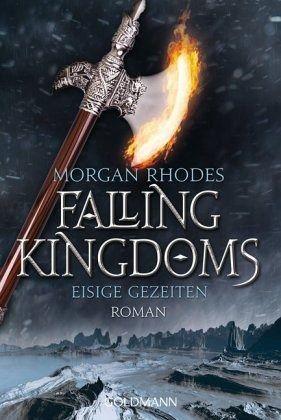 Buch-Reihe Falling Kingdoms von Morgan Rhodes