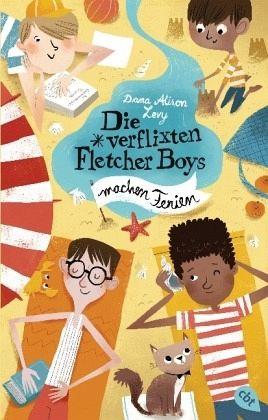 Buch-Reihe Die verflixten Fletcher Boys