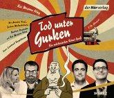 Tod unter Gurken, 2 Audio-CDs