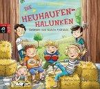 Die Heuhaufen-Halunken Bd.1 (2 Audio-CDs)