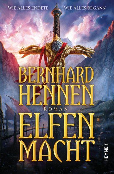 Buch-Reihe Die Elfen von Bernhard Hennen