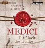 Die Macht des Geldes / Medici Bd.1 (1 MP3-CDs)