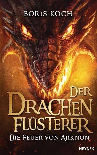Buch-Reihe Der Drachenflüsterer von Boris Koch