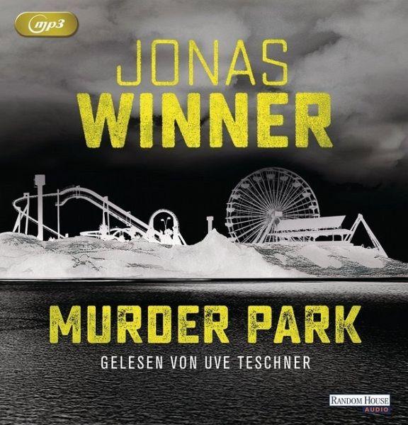 Murder Park, 2 MP3-CDs - Winner, Jonas