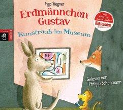 Kunstraub im Museum / Erdmännchen Gustav Bd.6 (1 Audio-CD) - Siegner, Ingo