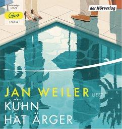 Kühn hat Ärger / Martin Kühn Bd.2 (Audio-CD) - Weiler, Jan