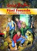 Fünf Freunde - 3 Abenteuer in einem Band / Fünf Freunde Sammelbände Bd.8