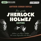 Die große Sherlock-Holmes-Edition, 2 MP3-CD