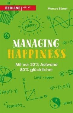 Managing Happiness - Börner, Marcus