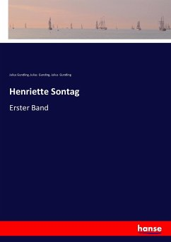 9783743431966 - Gundling, Julius; Gunding, Julius: Henriette Sontag - Book