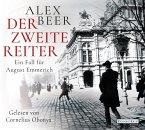 Der zweite Reiter / August Emmerich Bd.1 (5 Audio-CDs)